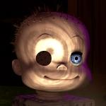 Изуродованная игрушка-малыш (150x150 пикселов)
