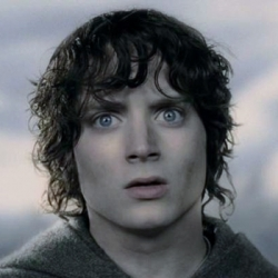 Властелин колец — Фродо Бэггинс