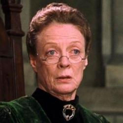 Гарри Поттер и философский камень — Минерва Макгонагалл