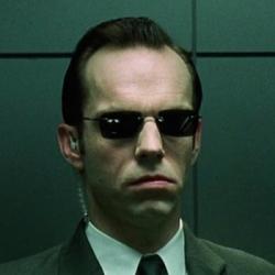 Матрица — агент Смит