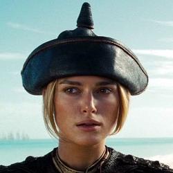 Пираты Карибского моря — Элизабет Суон