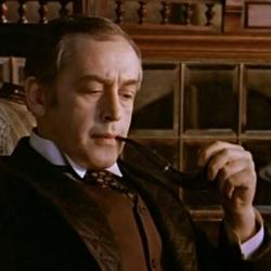 Приключения Шерлока Холмса — Шерлок Холмс