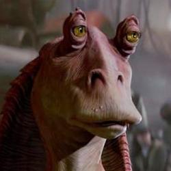 Звёздные войны: Скрытая угроза — Джа-Джа Бинкс