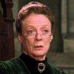 Аватары: Гарри Поттер и философский камень — Минерва Макгонагалл