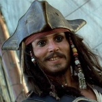 Аватары: «Пираты Карибского моря» — Джек Воробей (Джонни Депп)