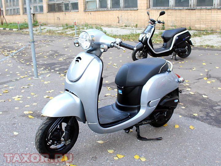 Мини-скутер