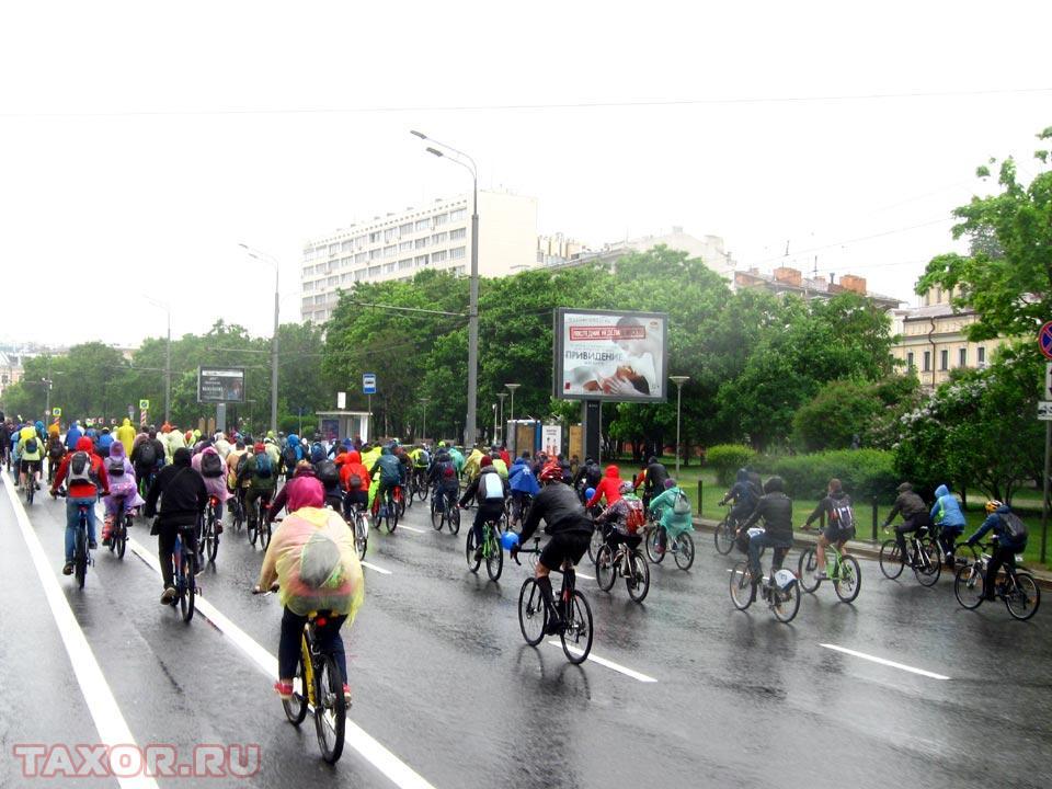 В сторону площади Маяковского
