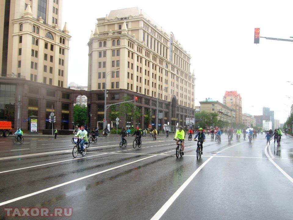 Площадь Павелецкого вокзала — сигнал о приближении финиша