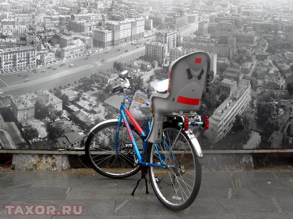 Велосипед автора