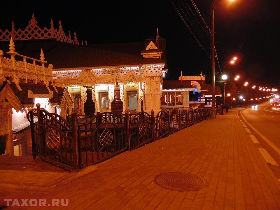 проспект Красной Армии в Сергиевом Посаде
