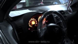Малое техническое обслуживание Toyota Corolla в техцентре «SKR Auto»