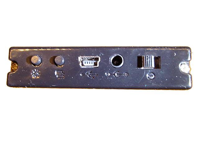 Боковая сторона LED-панели