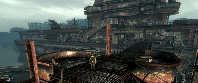 Fallout 3: Ривет-Сити