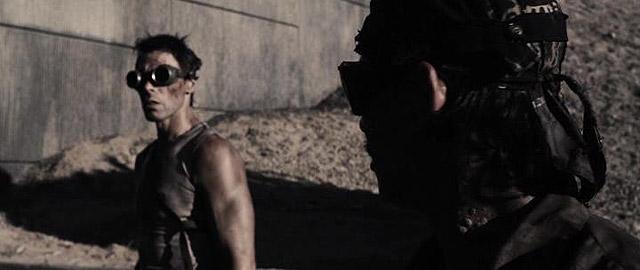Книга Илая: напавшие на Илая бандиты