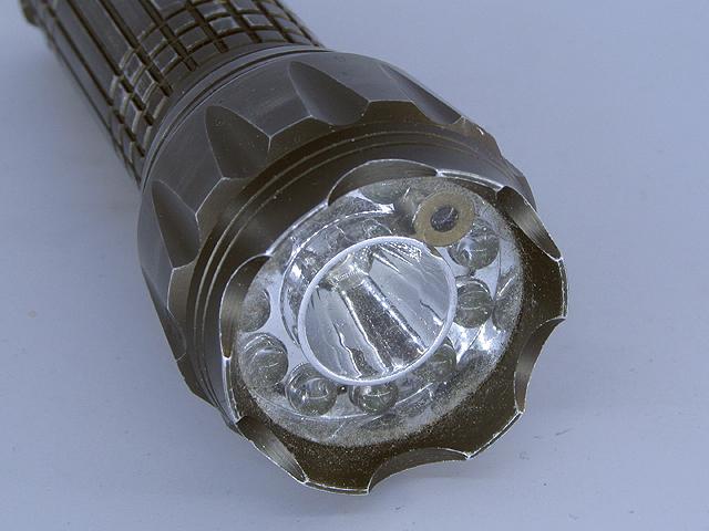 Комбинированная светодиодная турель