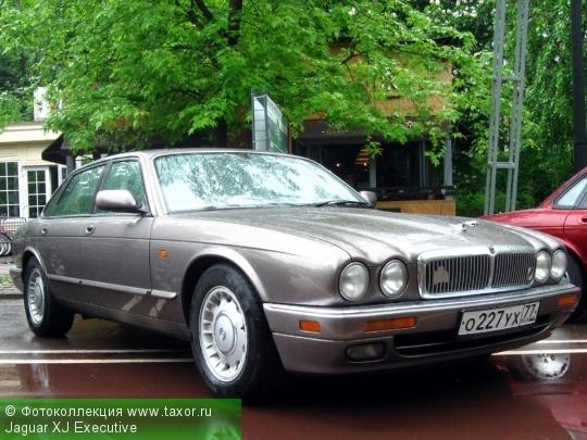 Галерея: Автоэкзотика, олдтаймеры и ретро-автомобили — Jaguar XJ Executive