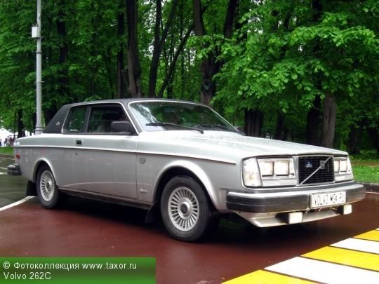 Галерея: Автоэкзотика, олдтаймеры и ретро-автомобили — Volvo 262C