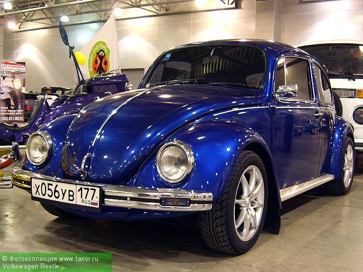 Галерея: Автоэкзотика, олдтаймеры и ретро-автомобили — Volkswagen Beetle