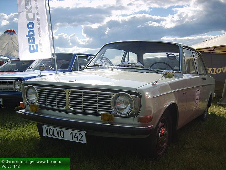 Галерея: Автоэкзотика, олдтаймеры и ретро-автомобили — Volvo 142