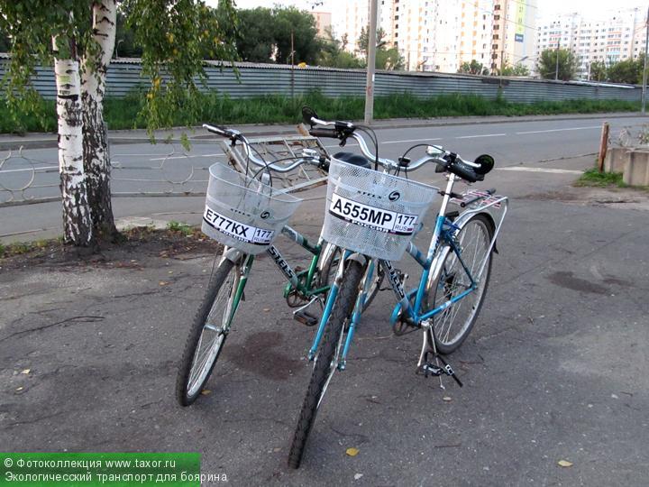 Галерея: Ракурс — Экологичесский транспорт для боярина