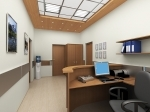 Визуализация офиса Мосводоканала - увеличить фотографию