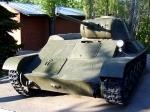 Лёгкий танк Т-70 - увеличить фотографию