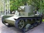 Лёгкий танк Т-26 - увеличить фотографию