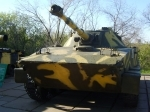 Лёгкий плавающий танк ПТ-76 - увеличить фотографию