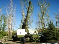 100-мм зенитная пушка КС-19 - увеличить фотографию