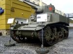 Легкий танк МЗ Stuart - увеличить фотографию