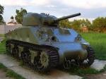 Основной танк Sherman М4 - увеличить фотографию