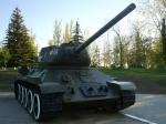 Танк Т-34 - увеличить фотографию