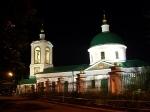 Храм Троицы Живоначальной на Воробьевых горах - увеличить фотографию