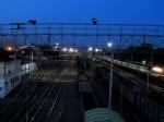 Железнодорожное депо - увеличить фотографию